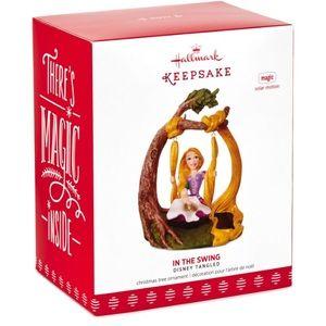 Hallmark 2017 Disney Tangled Rapunzel Ornament